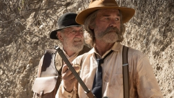Kurt Russell & Richard Jenkins Bone Tomahawk