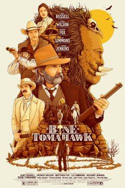 BoneTomahawk Poster