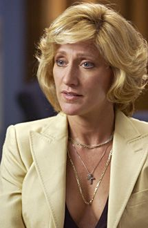 The Sopranos - Season 5 - Edie Falco as Carmela Soprano - Abbot Genser/HBO