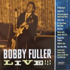 Bobby Fuller In Basement Studio